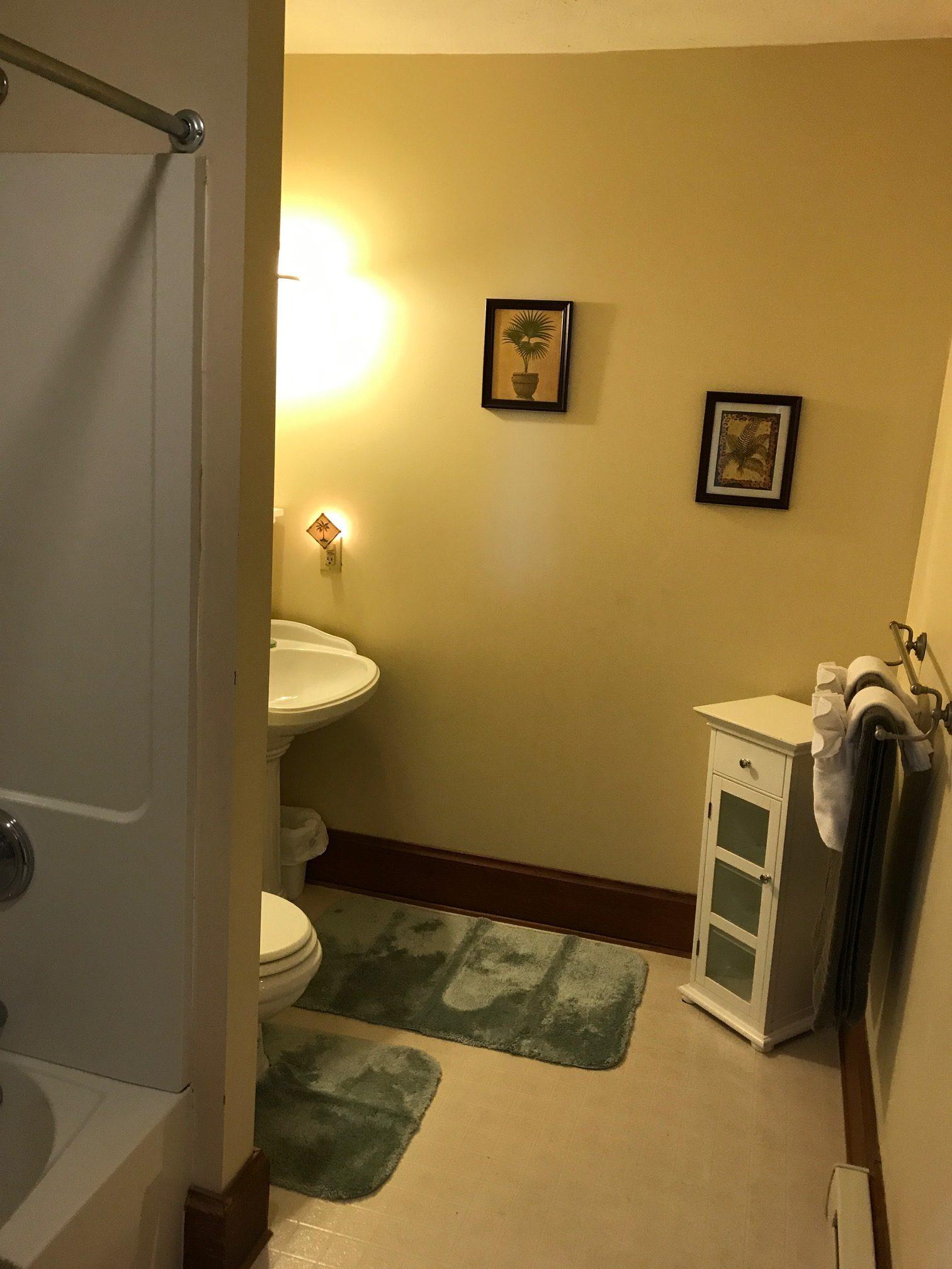 Kellys Island Bathroom